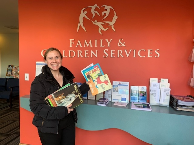 Childrens Book Donations