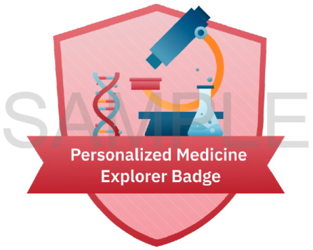 personalized med badge
