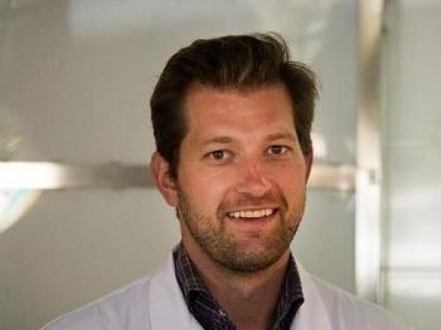 General Surgery Resident Dr. Jared Forrester