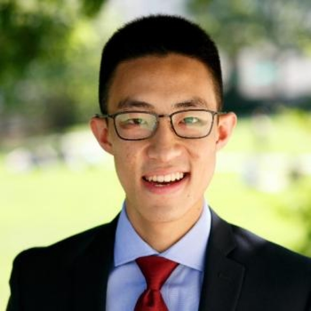 Stanford General Surgery Resident Dr. Charles Liu