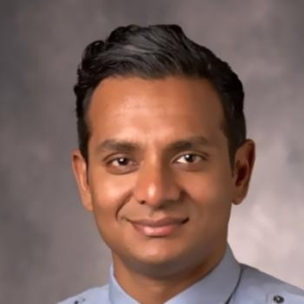 Dr. Paul Mohabir