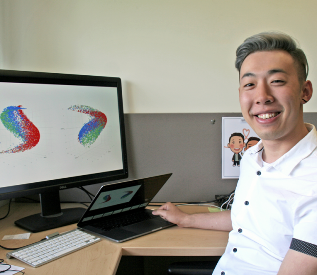 Lawrence Bai - Bio-X Bowes Fellow