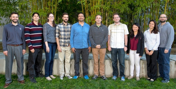 Heller Laboratory Team Photo - May 2016