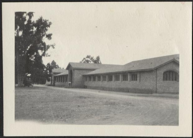 Encina Gym 1920's