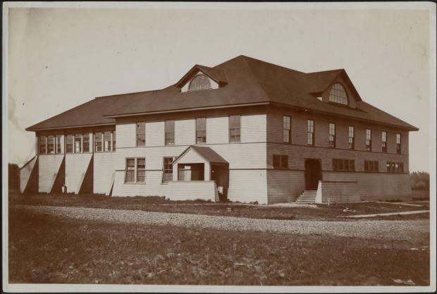 Encina Gym 1915