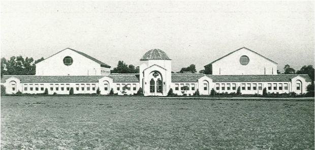 Roble Gym 1931