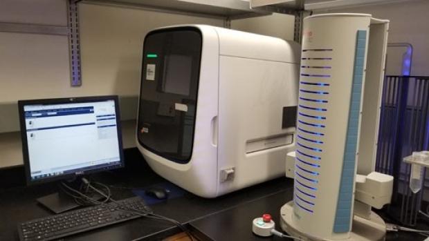 Quantstudio 12K Flex RT PCR with Orbitor