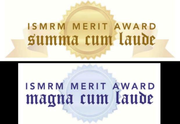 ISMRM Merit Awards