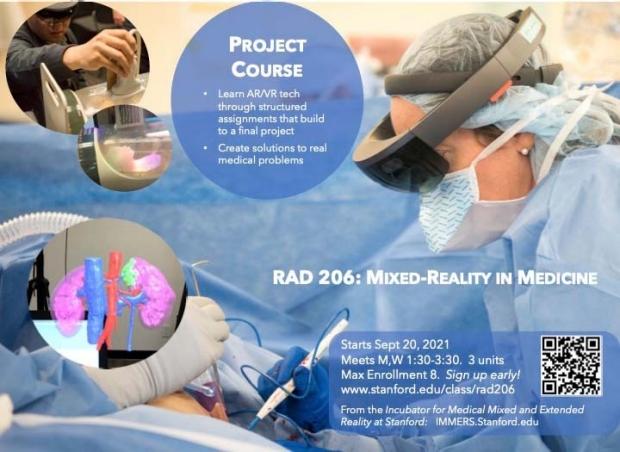RAD 206: Mixed-Reality in Medicine