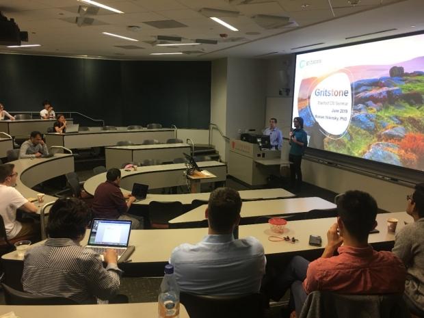 CSI Seminar Series 2019: Roman Yelensky, PhD