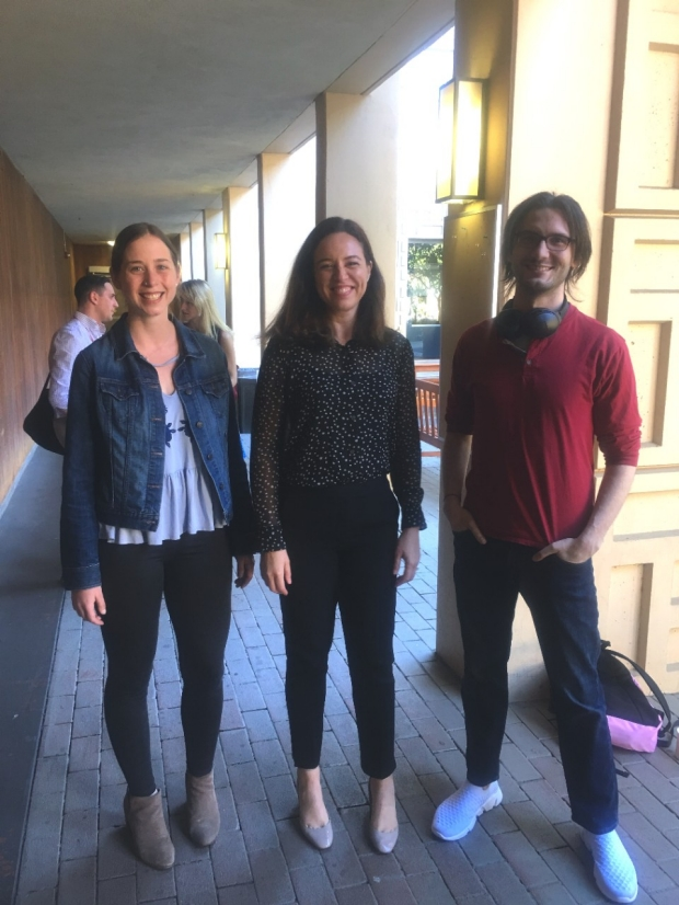 CSI Seminar Series 2019: Vanessa Jonsson, PhD