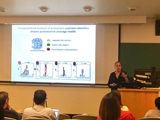 CSI Seminar Series 2019: Yifat Merbl, PhD