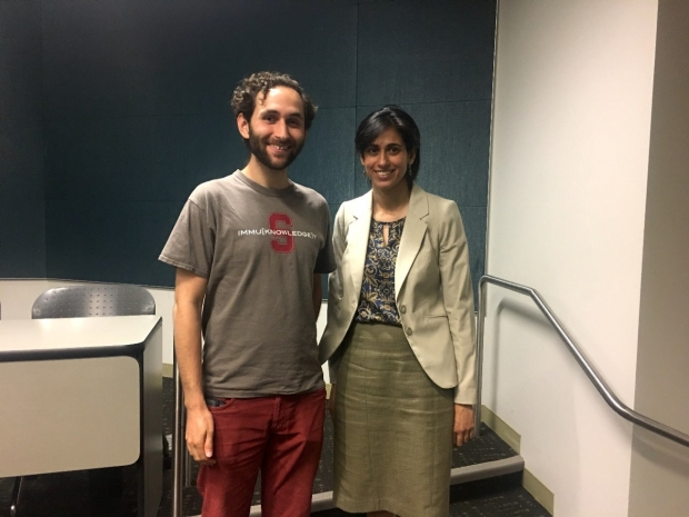 CSI Seminar Series 2019: Naeha Subramanian, PhD