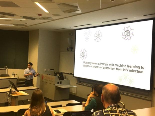 CSI Seminar Series 2019: Wen-Han Yu, PhD
