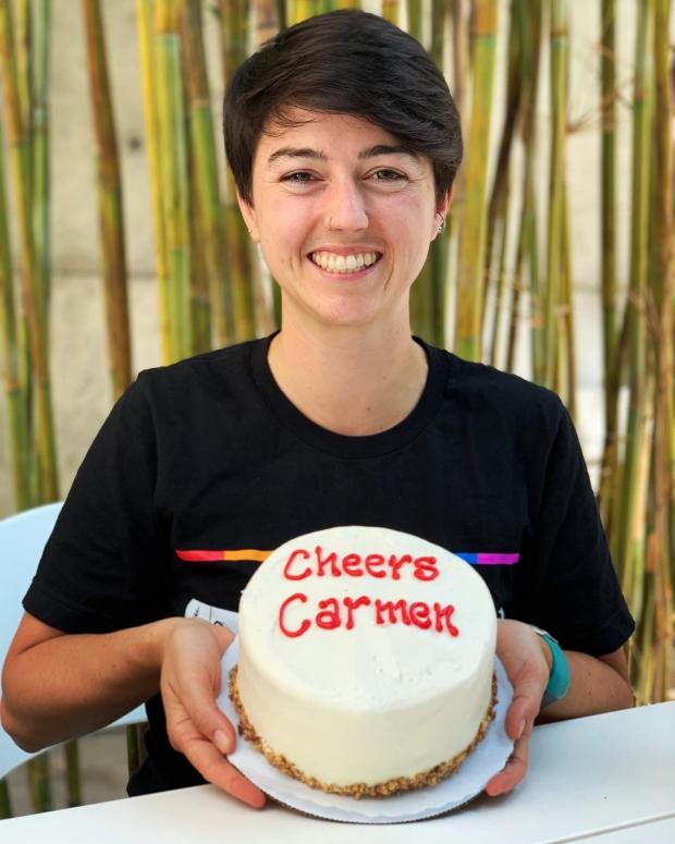 Carmen Azevedo headshot