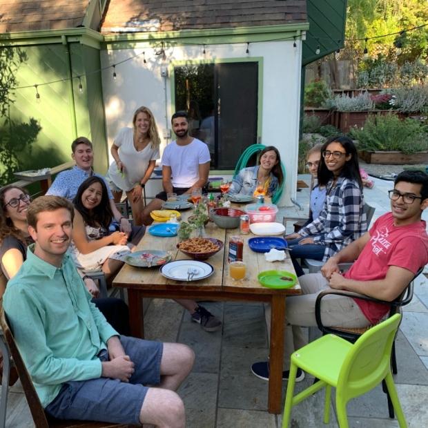 July 2019 – Summer lab bbq.