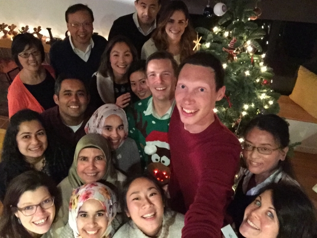 Leeper Lab Holiday Party