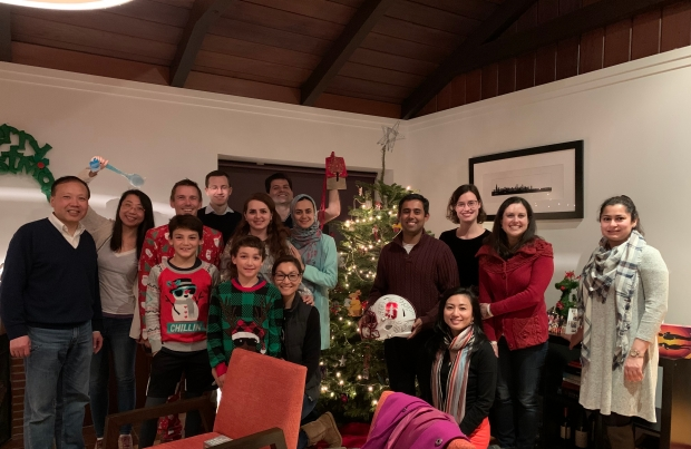 2019 Leeper Lab Holiday Party