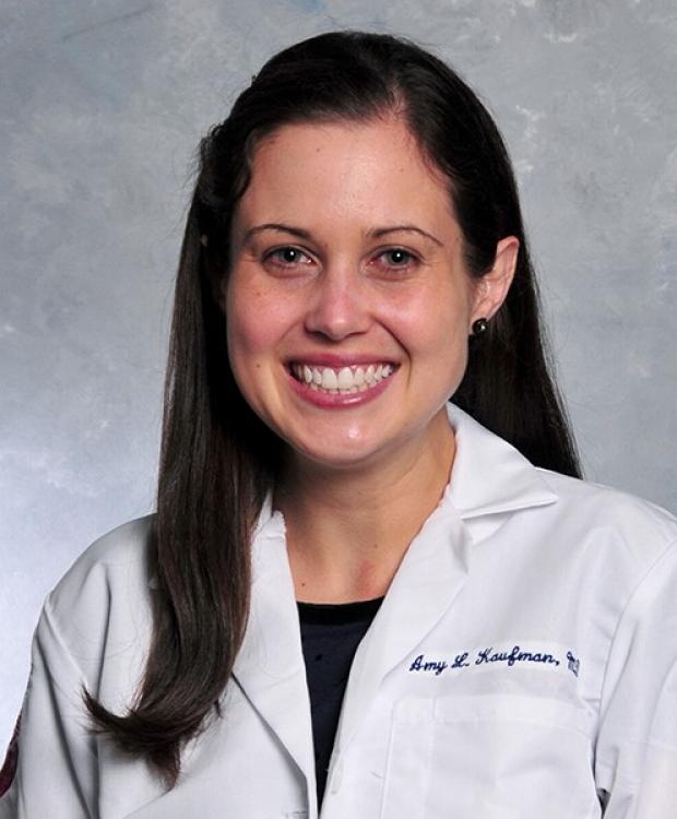 Vascular Medicine Fellow, Dr. Amy Kaufman