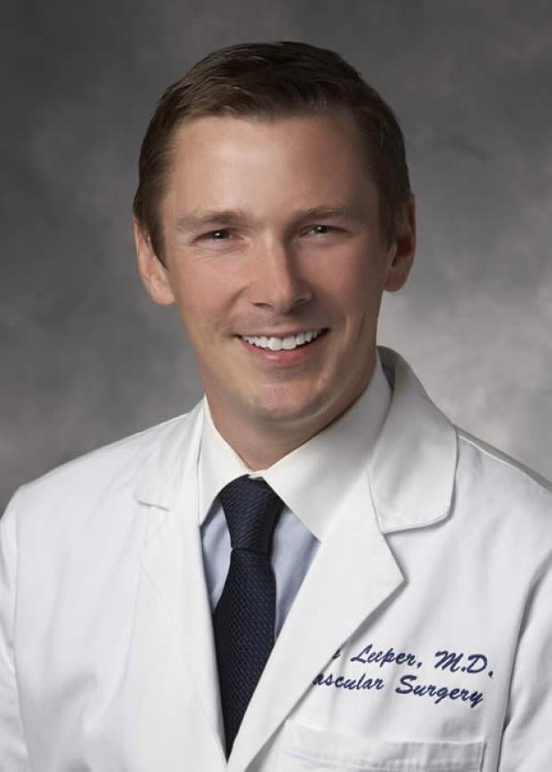 Dr. Nicholas Leeper Stanford Vascular Medicine