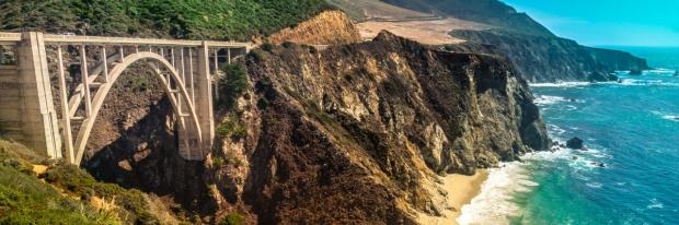 Photo: California coast