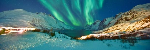 Photo: northern lights