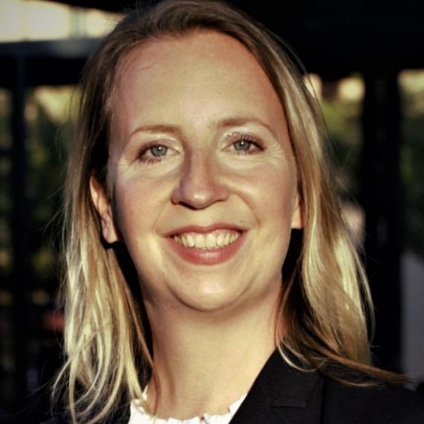 smiling headshot of Katharina Schimmel