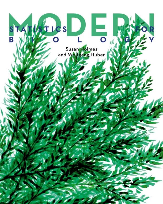 Modern statistics for modern biology book