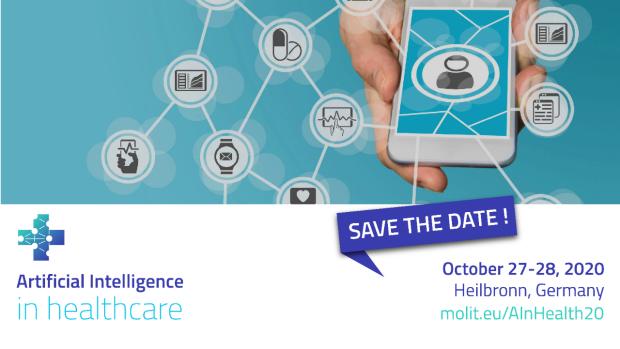 AI in Healthcare logo