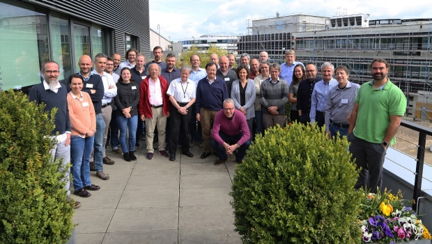 Participants of the first joint workshop at EMBL Hamburg