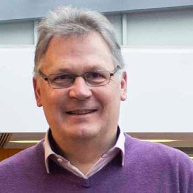 Photo of Ian Dunham