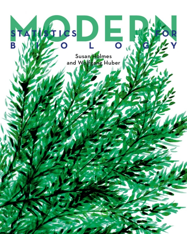 Modern statistics for modern biology cover page