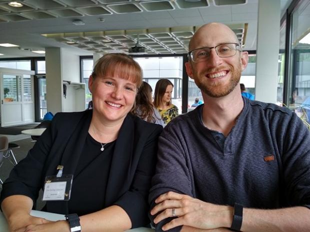 Ulla Gerling-Driessen & Will Mueller