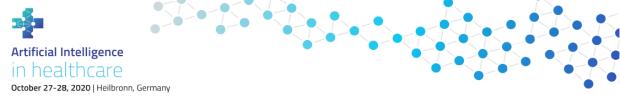 AI symposium banner