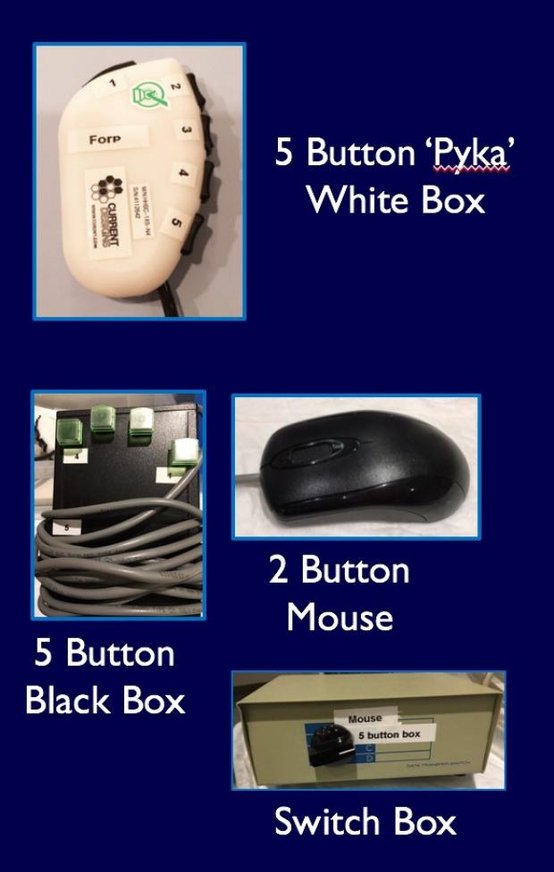 Response Boxes