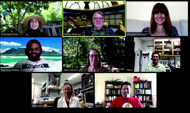 Madison Lab Members July 2020