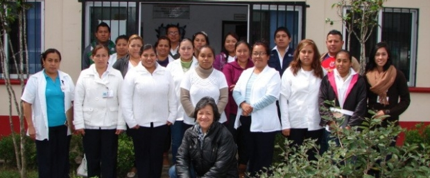 Mexico field research team