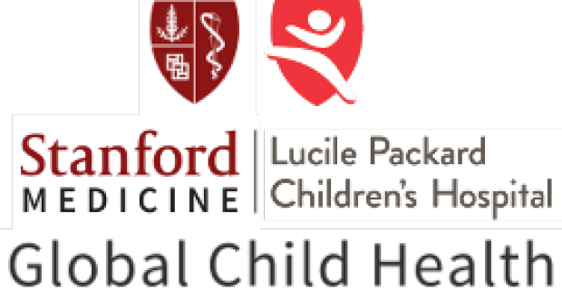 Stanford Global Child Health logo