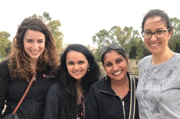 Anupama Narla and Eureka participants