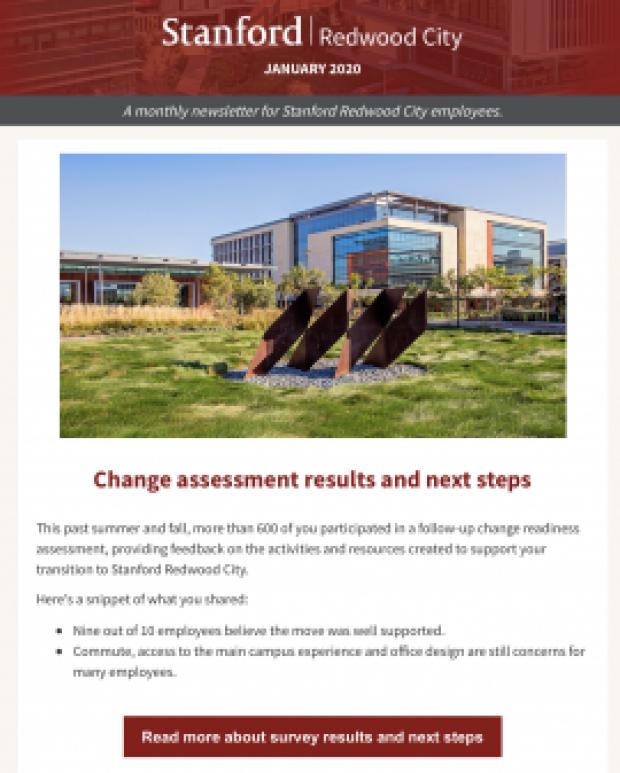 SRWC January 2020 newsletter | Redwood City