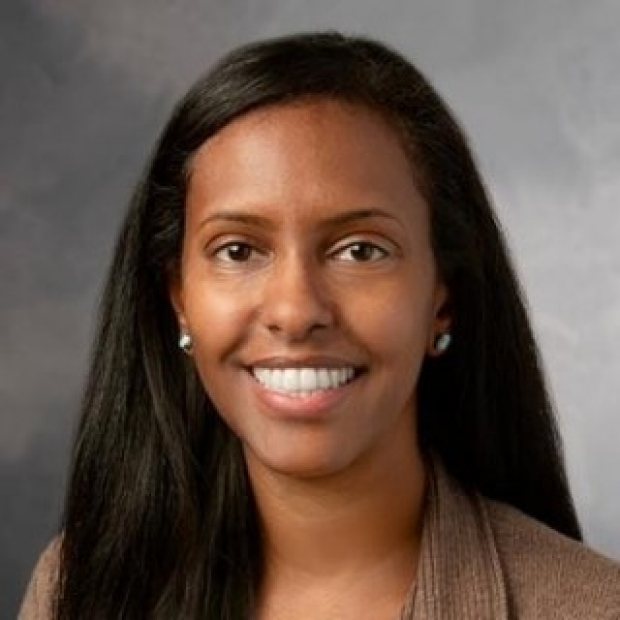 Headshot of Lahia Yemane, MD