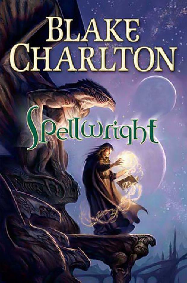 Spellwright cover