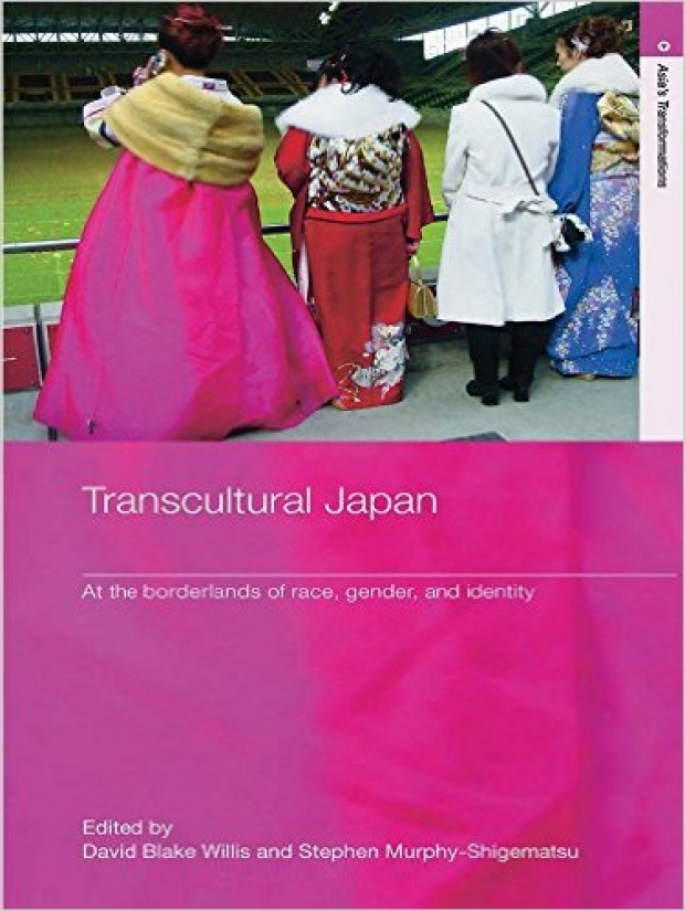 Transcultural Japan cover