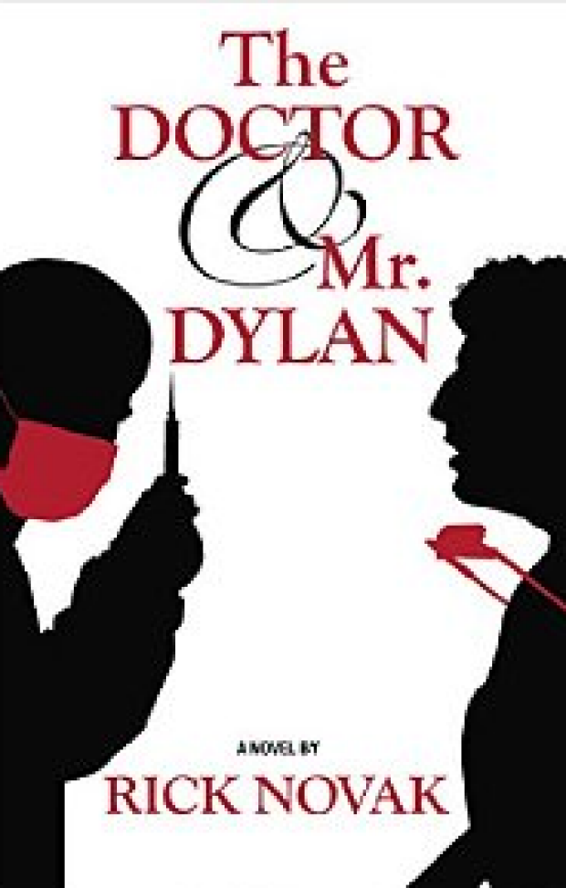 The Doctor & Mr. Dylan cover