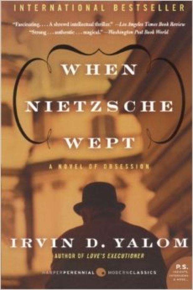 When Nietzsche Wept cover