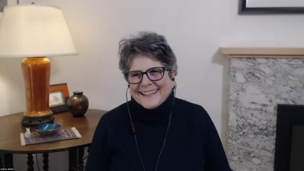 Dr. Audrey Shafer, Founder of Medicine & the Muse