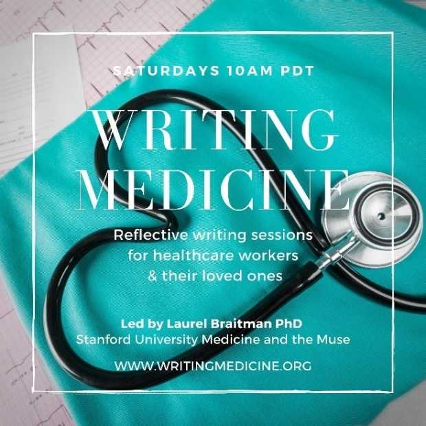 Writing Medicine Virtual Workshop