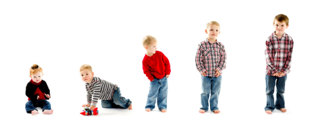Child Stages Progression