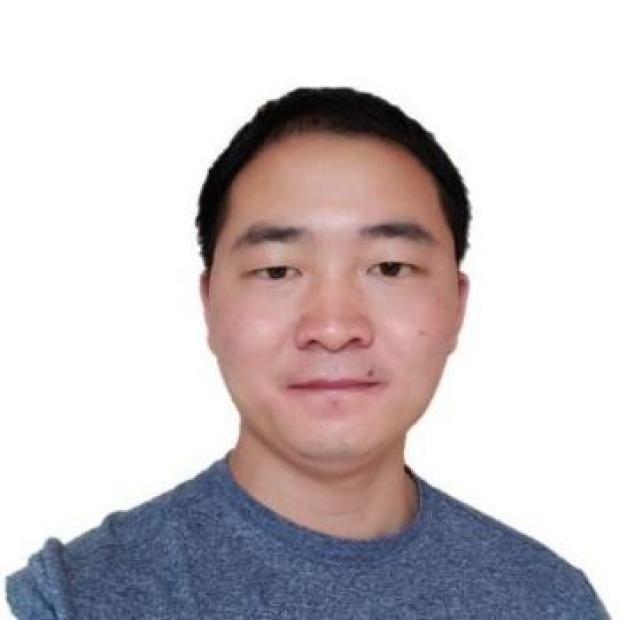 Photo of Zhengzhi Liu
