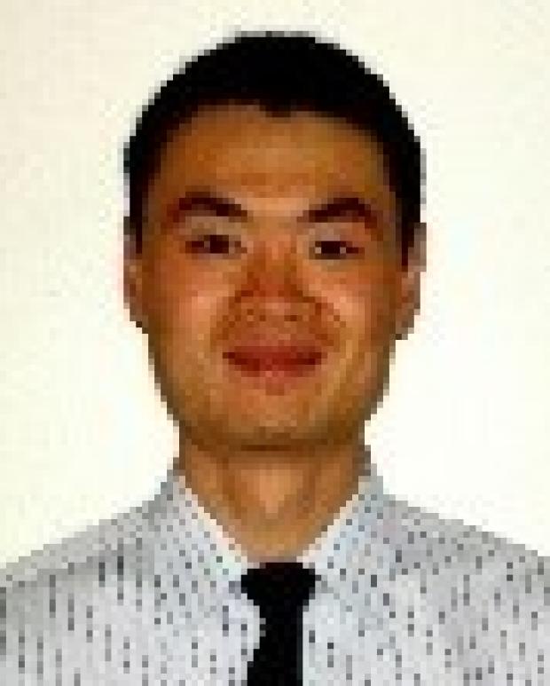 Photo of Yi Gu